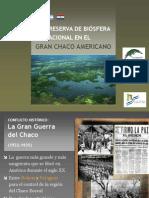 UNA RESERVA DE BIÓSFERA TRINACIONAL EN EL GRAN CHACO AMERICANO - PortalGuarani.com