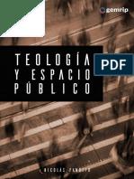 Teologia y Espacio Publico