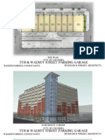 5TH & WALNUT STREET PARKING GARAGE PLAN