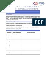 Juan José Ramírez Castillo - TAREA 2 - Cálculo de volumen molar y composición centesimal-porcentual
