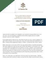 Papa Francesco 20140112 Omelia Battesimo