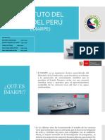 Instituto Del Mar Del Perú - Imarpe -Eco
