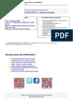 Sujet Ecricome 2016 Eco Droit T Mesrevisions Doc 1565 Revisermonconcours.fr