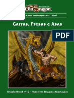 Garras, Presas E Asas - Old Dragon