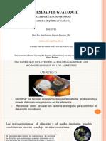 Clase # 2 Factores internos-externos