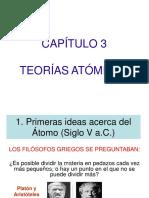 Modelos Atomicos CLASE