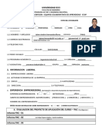 2.3.1 Ficha Inscripcion Equipos Colaborativos de Aprendizaje - Ecap