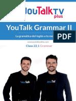 Class 22.1 Grammar