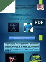 biomecanica y trauma