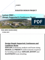 Lecture W501_Beam Design