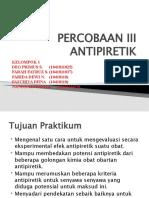 antipiretik xx