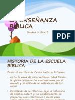 UNIDAD 1 PEDAGOGÍA CLASE 2 KEPC 2019