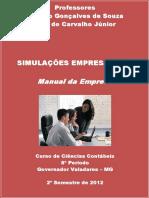 Apostila Manual da Empresa