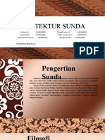 9 Kelompok 9_Arsitektur Sunda