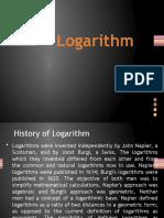 1 Logarithm