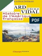 histoire de l'amérique francaise