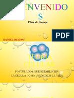 Diapositivas Biologia Tema 2 Teoria Celular