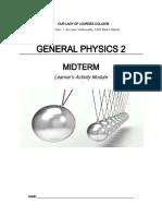 General Physics Module 2