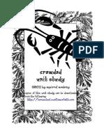 Crawfish Unit Study New