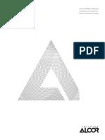 Catálogo General 2020 Azulejos Alcor