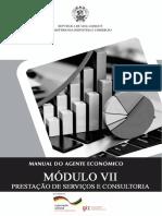 7 Manual Do Agente Económico Modulo VII Prestação de Serviços e Consultoria