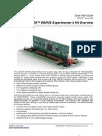 TMS320C2000™ DIM168 Experimenter's Kit Quick Start Guide--spruft7