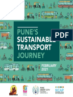 Pune's Sustainable Transport Journey