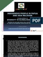 Papuan Indegenous Religion
