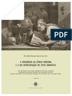 A Emergência da Ciência Moderna e a sua Representação no Texto Dramático(1)