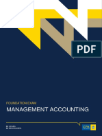 259587612 FL086 Management Accounting Study Manual 2015 1 Copy
