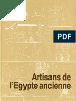 artisans de legypte ancienne