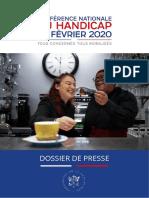 Dossier de Presse - Cnh 2020