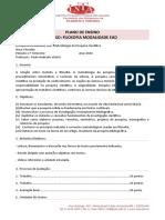 PLANO METODOLOGIA DA PESQUISA CIENTIFICA EAD