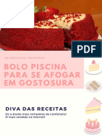BOLOS PISCINA - EBOOK GRATUITO