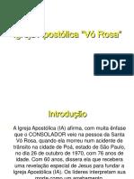 Igreja Apostólica Vó Rosa