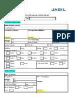 EMPLOYMENT APPLICATION FORM (Rev1) (3)(1)