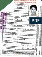carnet de atencion medica
