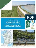 Dossier de Presse France Vélo Tourisme - 2021