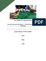Informe de Laboratorio Taller de Electronica