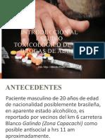 Introducción Al Estudio Toxicológico de Las Drogas de Abuso Upal