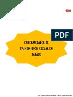 ENFERMEDADES DE TRANSMISIÓN SEXUAL. REPORTE DE INVESTIGACIÓN
