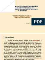 LABOR. N° 05 PROTEINAS BIURET
