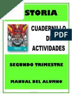 1° HISTORIA 2T - ALUMNO