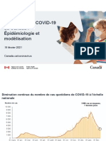 Federal COVID-19 Modelling Update - FR 20210219