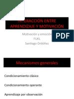 13. MOTIVACIÓN Y APRENDIZAJE (1)