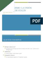 HIS148-20151-s7s1-Totalitarismo (la consolidación de Stalin)