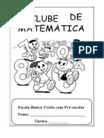 CAPA DE CADERNO MAT