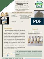 INDUSTRIA DE MULTIMEZCLAS  INSTANTANEAS