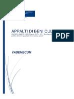 DOSSIER APPALTI BB.CC. - ANCE 2017