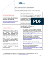 ICCD_Beni archeologici_Standard_riepilogo_mag2016